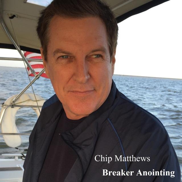 Chip Breaker Anointing Artwork