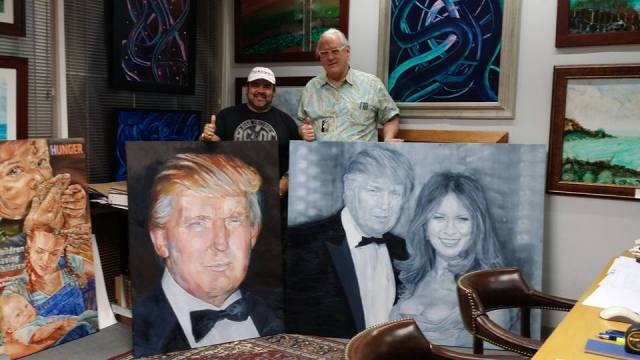 trump-paintings