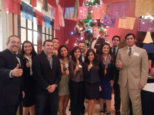 Most Interesting Aggie Interns in the World - 2013 MexProExpo