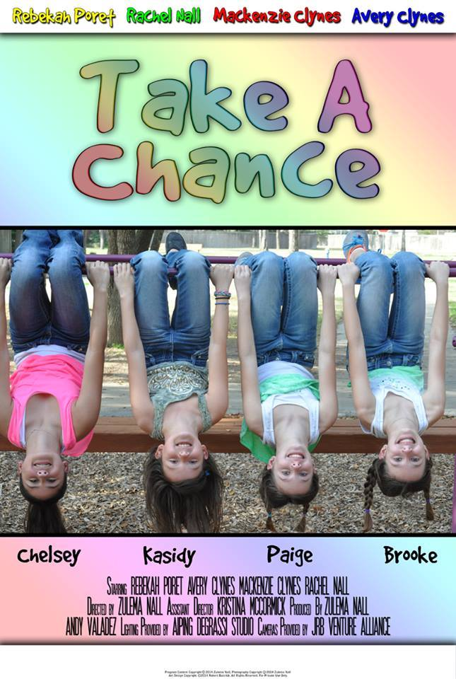 Take chance movie