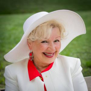 Pastor Ann with White Hat